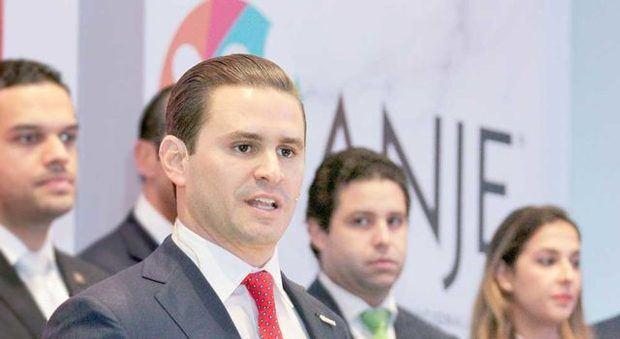 Guillermo Julián, presidente de ANJE.