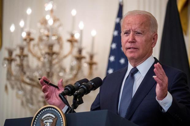 Biden pide al Congreso aprobar con