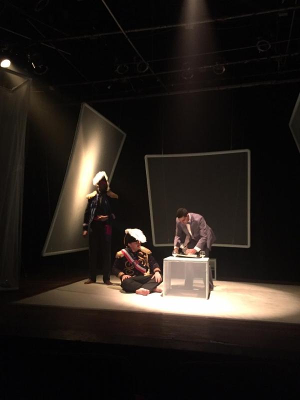 Presentarán obra teatral entre Trujillo y Lilís en la Sala Ravelo del Teatro Nacional
