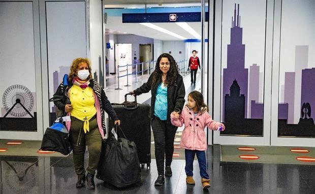 EE.UU. no descarta un veto a viajes desde países de América Latina