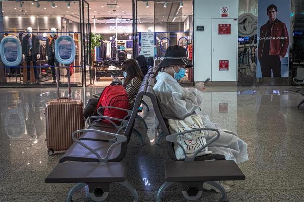 Leve repunte de nuevos positivos de coronavirus en China.