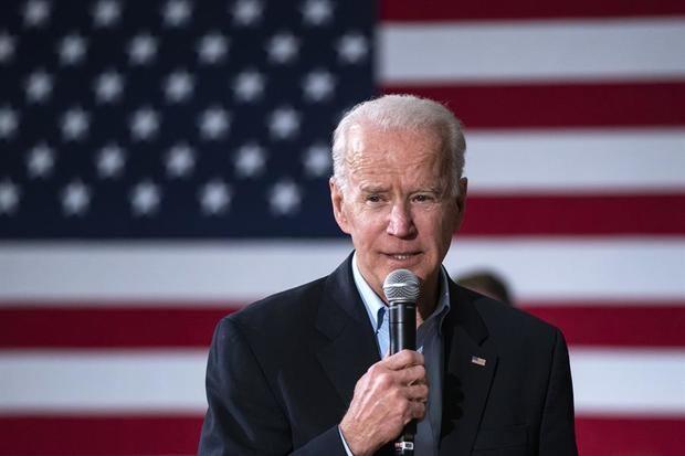 Biden promete trabajar por