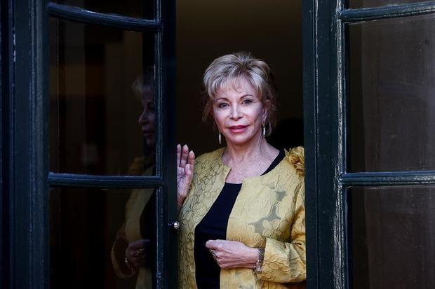 Las confesiones virtuales de Isabel Allende a sus lectores