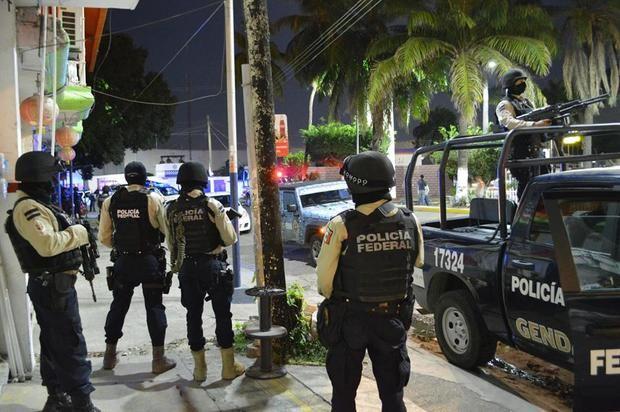 Fiscalía de México detiene a presunto lavador y traficante del Cártel Jalisco