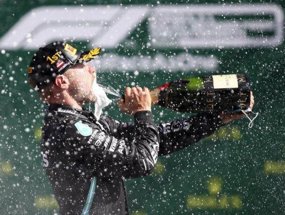 El Finlandés Valtteri Bottas (Mercedes) se convirtió en el primer líder del Mundial de Fórmula Uno.