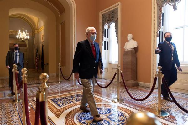 Demócratas y republicanos ultiman detalles del rescate antes de su votación