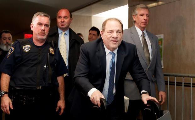 Weinstein, culpable de dos delitos sexuales en un juicio histórico para MeToo