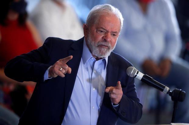 Lula califica de