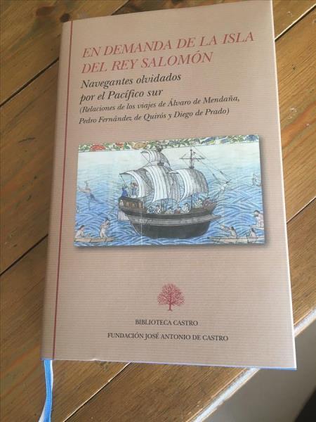 Los navegantes del siglo XVI por el Pacífico sur que merecían un libro