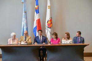 ADN y Naciones Unidas acuerdan ampliar programa de transparencia y fortalecimiento institucional hasta 2023