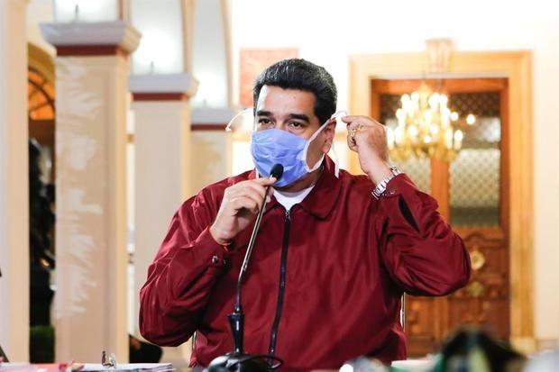 Maduro decreta el estado de alarma para frenar el coronavirus en Venezuela