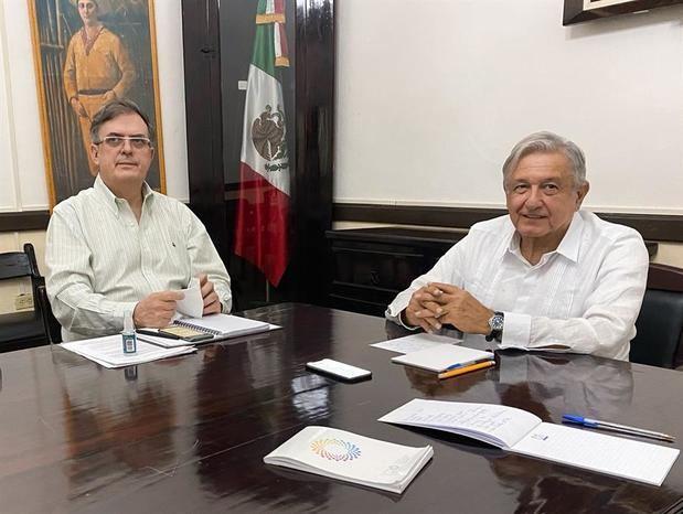 López Obrador habla por teléfono con Biden y promete