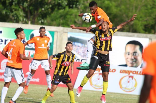 Babalito Cherefant da triunfo a Cibao FC sobre Moca FC