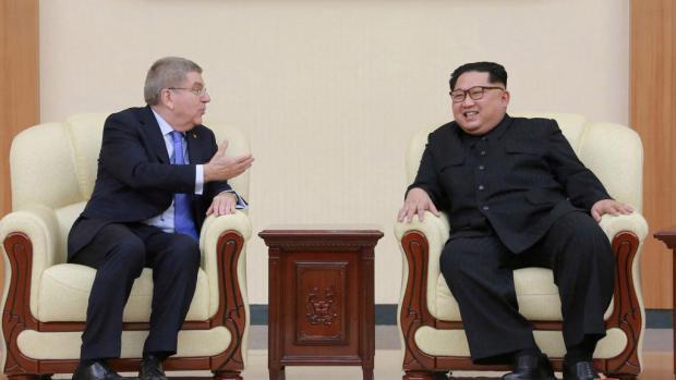 COI trabajará por participación norcoreana en Juegos Olímpicos Tokio 2020