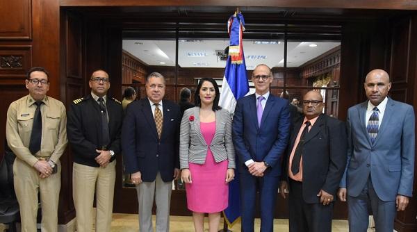 Comisión del Ministerio de Relaciones Exteriores