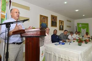 Medio Ambiente firma acuerdo de cogestión para Manglares del Bajo Yuna