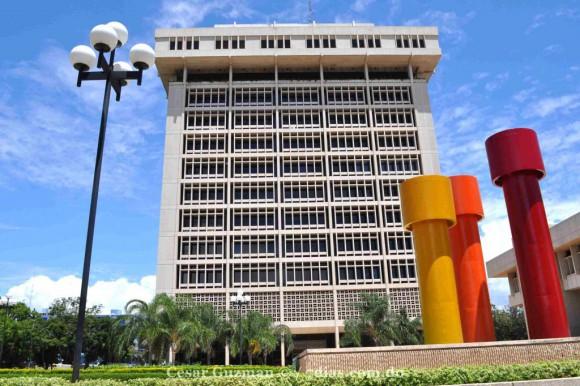 El Banco Central de la República Dominicana, BCRD.