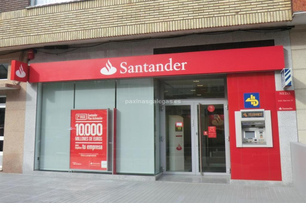 El banco santander ampl a capital en millones con for Banco santander abierto sabado madrid