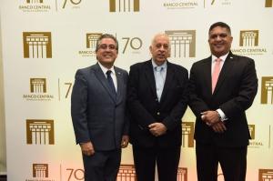 Luis Martín Gómez, Manuel Gómez Copello y Edwin Dominicci.