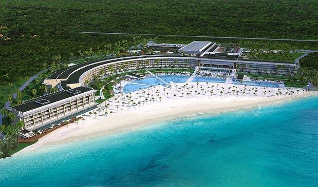 Barceló: la espectacular imagen de su nuevo resort de Riviera Maya