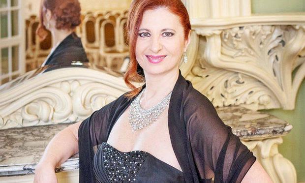 Soprano israelí Sivan Rotem se presenta en el Teatro Nacional