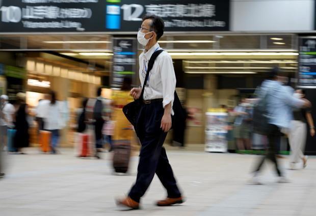 Japón registra 20.000 nuevos contagios por primera vez en la pandemia