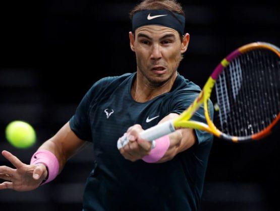 Nadal debutará el domingo contra Rublev en las Finales ATP
