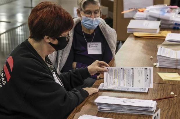 Wisconsin certifica el resultado electoral y confirma a Biden como ganador