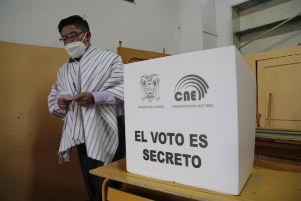 Elecciones Ecuador.