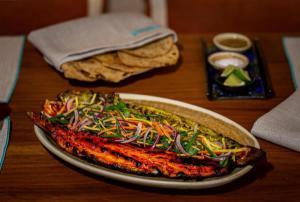 Fotos cedidas por el nuevo restaurante Barracuda MX, de Roberto Ruiz, cocinero y copropietario.