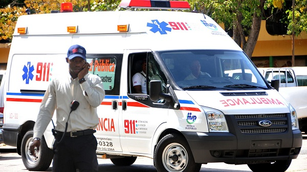 Sistema 911 reforzará servicio sanitario con incorporación de 20 ambulancias