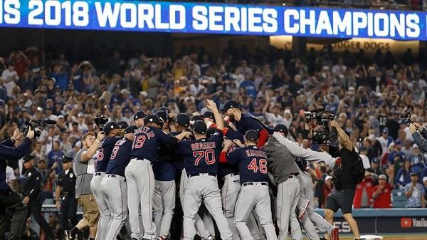 Boston campeón