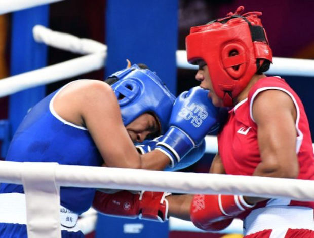 Leonel, Rodrigo y Rojan avanzan a la final boxeo en Lima.