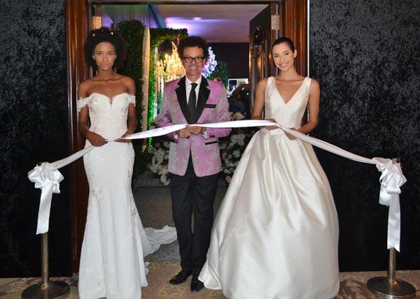 Realizan lujosa y renovada Dominicana Bridal Week 2018