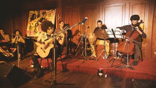 Obra musical Bullumba Landestoy revivida por cuatro jóvenes en TN.