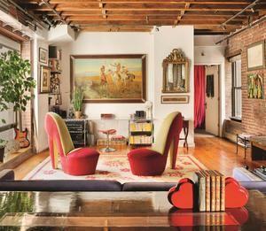 """'Interiors', que descubre la obra de 'grandes"""" del interiorismo como Elsie de Wolfe o Nancy Lancaster, y espacios sorprendentes como el baño de Karl Lagerfeld."""