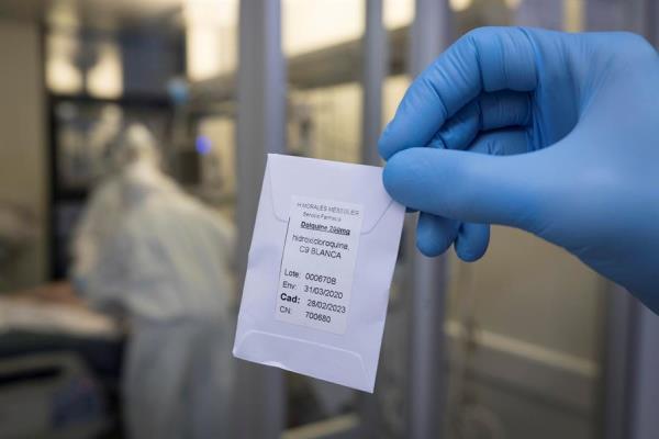 OMS dice que pueden reanudarse los ensayos clínicos con hidroxicloroquina