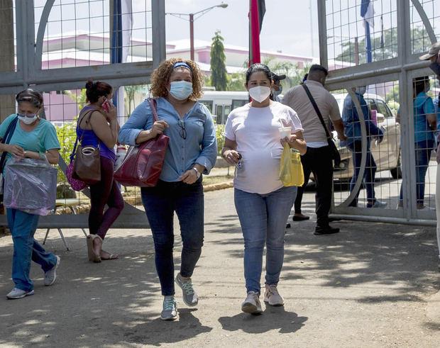 Nicaragua aplica las vacunas de Pfizer a las mujeres embarazadas, puérperas y lactantes