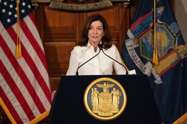 Nueva York pide la declaración de desastre mayor por el impacto de Ida