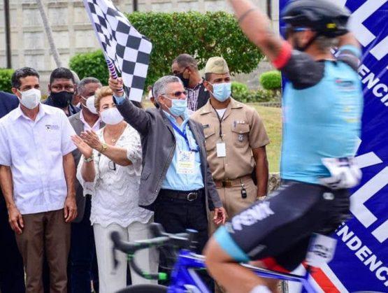 Jonathan Ogando gana segunda etapa Vuelta Independencia