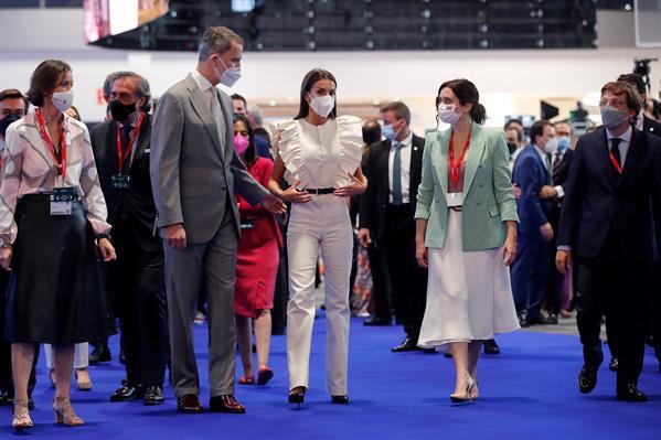 La primera gran feria del turismo en pandemia anima al sector a reactivarse