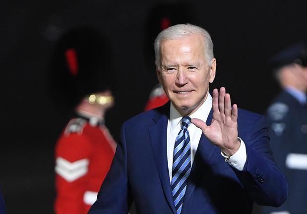 Biden ordena reprender a Johnson por la situación en Irlanda del Norte.