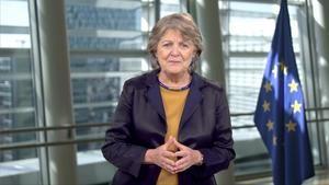 La comisaria europea de Cohesión y Reformas, Elisa Ferreira.