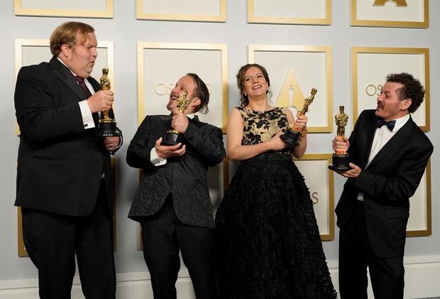 México se anota un Óscar al mejor sonido por