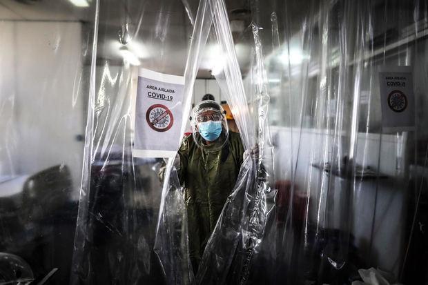Argentina ultima medidas para evitar una hecatombe hospitalaria por la covid-19