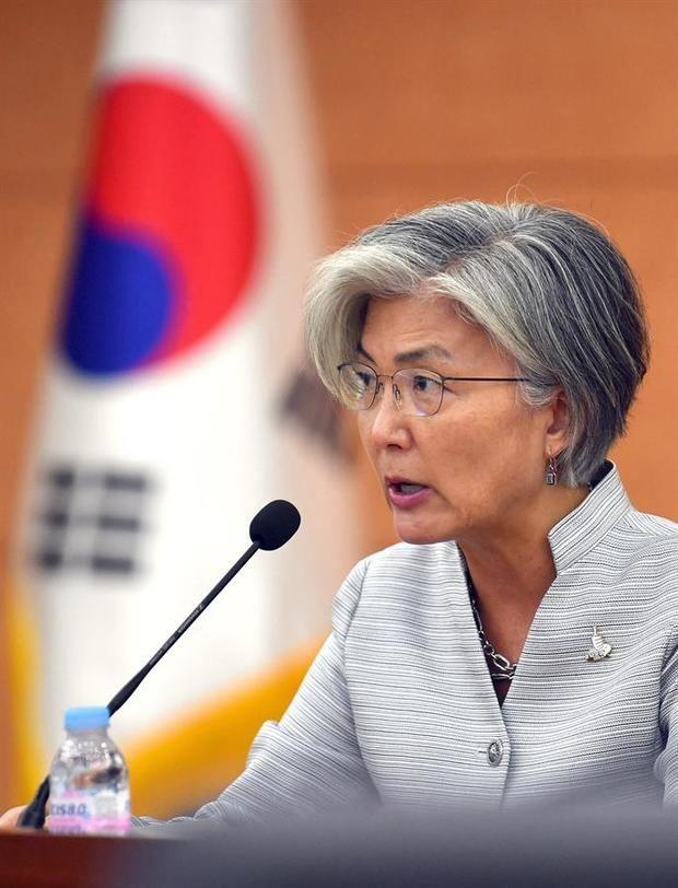 Los cancilleres de Seúl y Washington estiman urgente tratar la cuestión norcoreana
