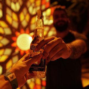 Festival de cervezas.