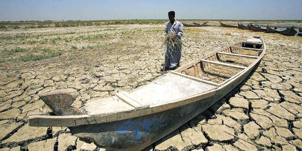 Expresan preocupación por  falta de compromiso para enfrentar los efectos del cambio climático.
