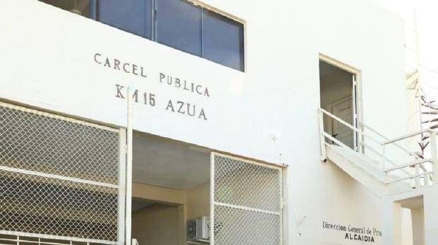 Prisiones sustituye autoridades del recinto carcelario del Kilómetro 15 de Azua
