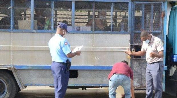 El Poder Judicial se desliga de cárcel móvil de Santo Domingo Este